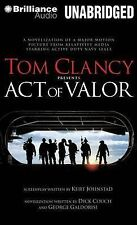 NEW Tom Clancy Presents Act of Valor by Dick Couch