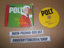 CD Comedy Gerhard Polt - Abfent, Abfent (14 Song) KEIN & ABER