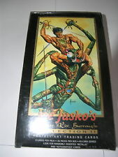 Joe jusko Edgar Rice Burroughs II 1995 Box of Cards