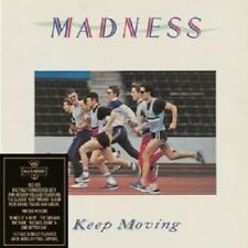 """MADNESS """"KEEP MOVING (DELUXE EDITION)"""" 2 CD NEW!"""