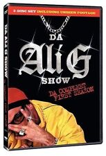 Da Ali G Show - The Complete First Season (DVD, 2004, 2-Disc Set) WORLD SHIP