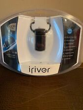 Iriver MP3 Digital Music Player 512MB SEALED NEW VINTAGE Pendant Design 2005