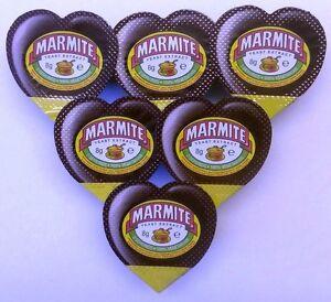 Marmite Love Portions SACHETS 8 x 8g NEW 100% VEGATARIAN BB NOV 2022