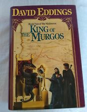 King Of The Murgos Book Two Of The Malloreon By David Eddings Hardcover Good