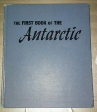 My First Book Of Antarctic