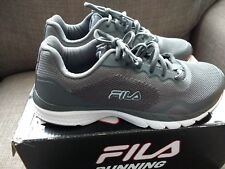 FILA GREY TRAINERS SIZE 6 NEW IN BOX EUR 39,5
