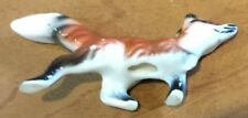 Standing Fox with Tail Up Figurine 3