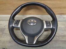 Toyota VERSO-S Steering Wheel Leather (3)