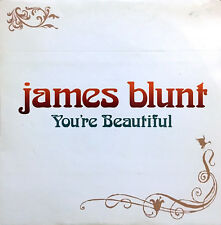 James Blunt CD Single You're Beautiful - Promo - Europe (EX/EX)