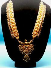 Fancy Multi-Colored Enamel Gold Necklace
