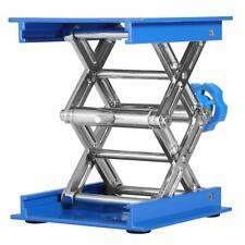 "Aluminum Lab-Lift Lifting Platforms Stand Rack Scissor Lab Jack 4×4"" Lab-Lifting"