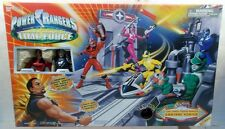 Power Rangers Time Force Control Center With Ransik & Quantum Ranger (MISB)