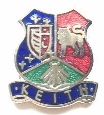 Keith Scotland Small Quality enamel lapel pin badge T141