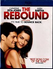 BRAND NEW BLU-RAY // The Rebound // Catherine Zeta-Jones, Justin Bartha