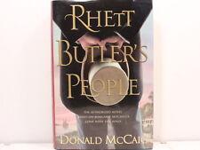 Rhett Butler's People by Donald McCaig (2007, Hardcover)