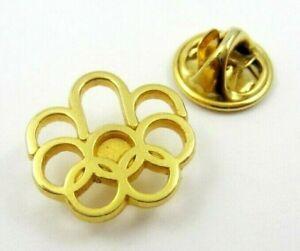 1976 Montreal Summer Olympic Games Logo pin badge