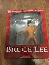 bruce lee medicom toy pre-assembled collection special game of death figure new