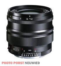 Voigtländer Nokton 1,2/35 mm SE asphärisch für Sony E-Mount *NEUHEIT*