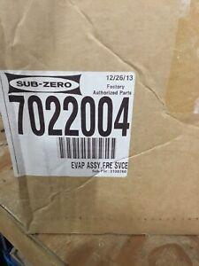 7022004 SubZero Evaporator, Brand New OEM!!!