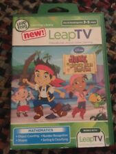 Leap Tv Disney Jake And The Never Land Pirates