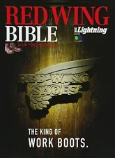 RED WING BIBLE The King of Work Boots Separate volume Lightning From JAPAN