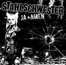 STAHLSCHWESTER - JA + AMEN CD (2012) PUNK MIT FRAUENSTIMME AUS HAMBURG