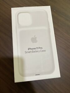 Apple iPhone 11 Pro Smart Battery Case (for iPhone 11 Pro) White-Original Apple