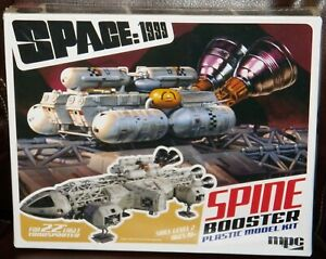 MPC MKA 43  Space 1999 Eagle Spine Booster plastic model kit 1/48