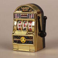 Casino Jackpot Kids Fruit Slot Machine Pressure Reducing Money Box Toy
