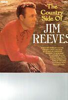 JIM REEVES LP ALBUM THE COUNTRY SIDE OF JIM, REEVES
