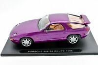 Modellauto Auto Porsche 1/43 928 S4 Coupe Coupe diecast Sammlerstück Modell