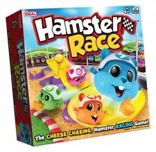 Hamster Race The Cheese Chasing Hamster Racing Game [Ages 4+] *BRAND NEW*