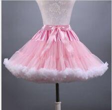 New Bridal Petticoats Girl Tutu Slips Skirt Halloween Lolita Skirt cosplay dress