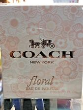 COACH FLORAL New York by Coach Perfume Women 3.0 oz edp NEW IN BOX