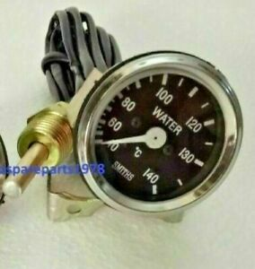 Water Temperature Gauge for Smith black chrome