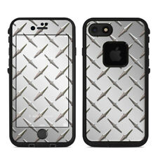 Skin for LifeProof FRE iPhone 7 - Diamond Plate - Sticker Decal