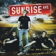 "SUNRISE AVENUE ""ON THE WAY TO WONDERLAND"" CD NEUWARE"