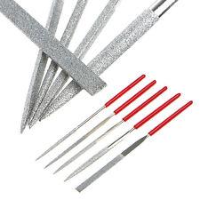 5Pc/Set Needle Files Kit Carving Jewelry Diamond Glass Stone Wood Craft Tool Hot