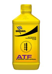 BARDAHL ATF X-SPEED UNIVERSAL Olio Fluido SINTETICO Cambio Automatico Allison C4