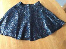 Topshop Sequin Short/Mini Skirts for Women