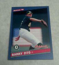 BARRY ZITO 2002 DONRUSS ORIGINALS