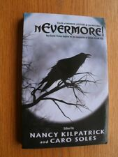 Margaret Atwood, David Morrell, Lisa Morton Nevermore! 1st SC SIGNED x 8 Fine