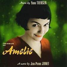 Yann Tiersen - Amelie (Original Score) (NEW CD)