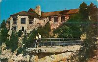 Postcard Grand Cnyon Lodge, Grand Canyon National Park, AZ