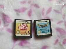 Nintendo DSi +funda + cargador + 2 juegos