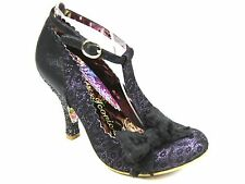 Irregular Choice Slim Heel Synthetic Shoes for Women