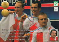 Daniel TROJANOWSKI - Polen, Gold WM 2007 Rudern, Original-Autogramm!