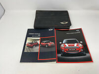 2011 Mini Cooper Convertible Owners Manual Handbook Set with Case OEM Z0A1665