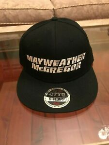 NEW Floyd Mayweather Jr. vs. Conor McGregor Snapback