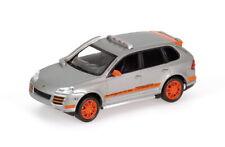 1:43 Porsche Cayenne Transsyberia 2007 1/43 • MINICHAMPS 400066290 #